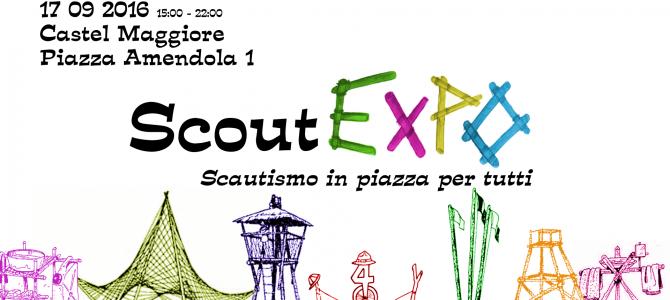 ScoutEXPO: lo scautismo in piazza per tutti
